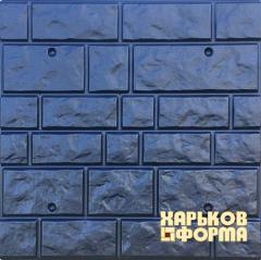 Формы для облицовочной плитки Фасад №25, код