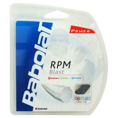 Strings for tennis of Babolat RPM Blast 12m