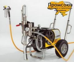 Гидропоршневой покрасочный агрегат Wagner