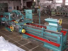 Universal screw-cutting lathe RYAZAN 1М63