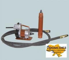 Вібратори електромеханічні ручні.