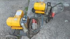 Покрасочный агрегат безвоздушного нанесения Вагнер