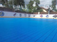 Спортивне покриття для вуличного майданчика ГЕОДОР