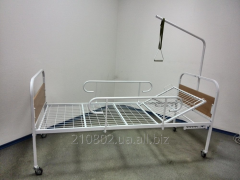 Кровать функциональная медицинская 2-х секционная