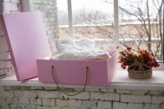 Коробка гардеробная