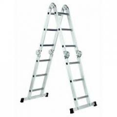 Hinged ladder Forte 4x3