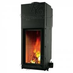 Fire chamber chimney CRISTAL 45 with natural