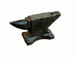 Anvil, the weight of 6 kg and 90 kg - the basic