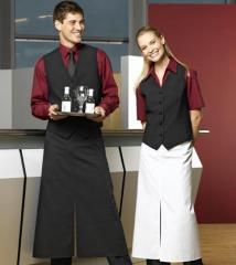 Униформа для официантов от производителя. Одежда