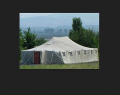 Tailoring and sale of army reliable tents Tent