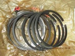 Piston rings for the DALGAKIRAN DKK 40 compressor