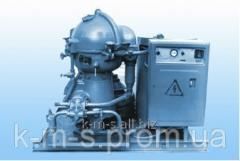 SEPARATOR FOR PURIFICATION of SM2-4 OIL...
