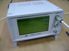 Measurement of unit electrical resistance of