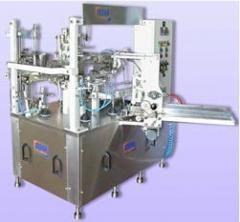 Автоматический заливочно-упаковочный агрегат...