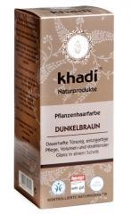 """Растительная краска для волос Khadi® """"Темно"""