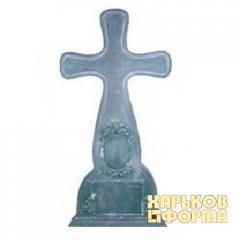 Формы для памятников №33, код товара: 496