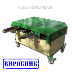 The Faltseprokatny machine, the machine for