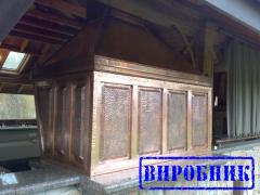 Barbecue copper