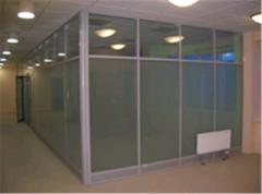 OFFICE PARTITIONS FROM ALUMINIUM MOBILE