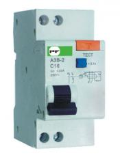 Automatic switches of protective shutdown AZV-2 2R