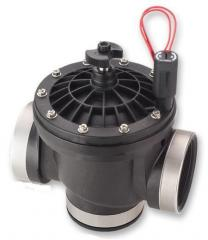 Electromagnetic valves for small sites