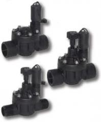 Electromagnetic valves for industrial application
