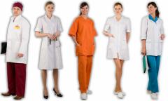 Uniform for hospitals
