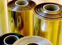 Film of PVC (polyvinylchloride) thermoshrinkable