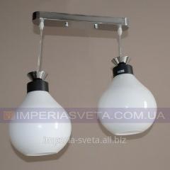 Люстра подвес, светильник подвесной SVET двухламповая