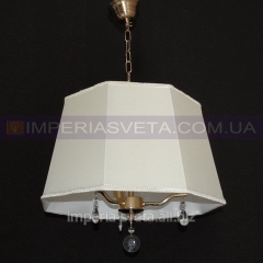 Люстра подвес, светильник подвесной SVET трехламповая