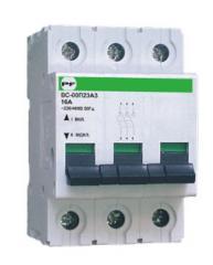 Силовой выключатель ВС 3Р 63А Standart