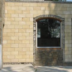 Плитка для фасада и интерьера из