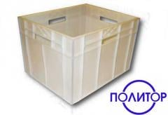 Box for dairy products
