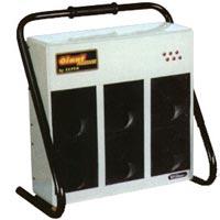 Ceramic heaters (fan heaters) 220/380B 1,4-12kvt.