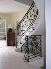 Shod handrail 4