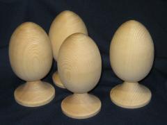 Яйцо на цельной подставке 120 мм