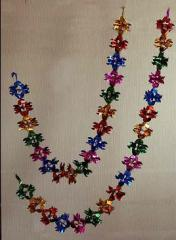 Christmas garland, article 8001