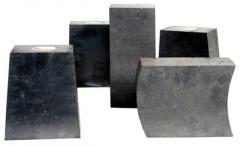Изделия огнеупорные и высокоогнеупорные для футеровки вращающихся печей марки ПХЦ