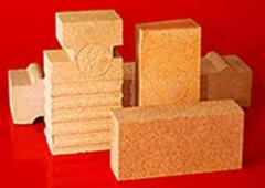 Изделия огнеупорные для кладки доменных печей ДСТУ 2345-94