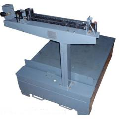Scales mechanical platform RP, W series