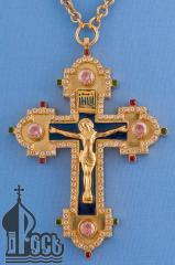 Крест наперсный №1