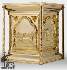 Облачение на престол №1 - 0,8м х 0,8м х 1,0м