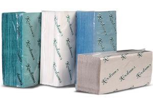 Полотенца бумажные ZZ