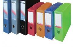 Folder-prefabricated boxes