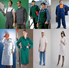 Overalls for health workers, workers