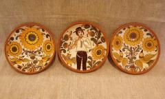 Ceramic ware, plates