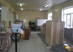 Purchase of the confectionery enterprise in the