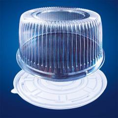 Пластиковые упаковки для тортов Код 1225