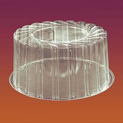 Упаковка для тортов и рулетов Код 1411