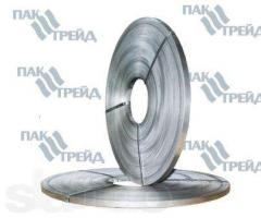 Steel packaging tape
